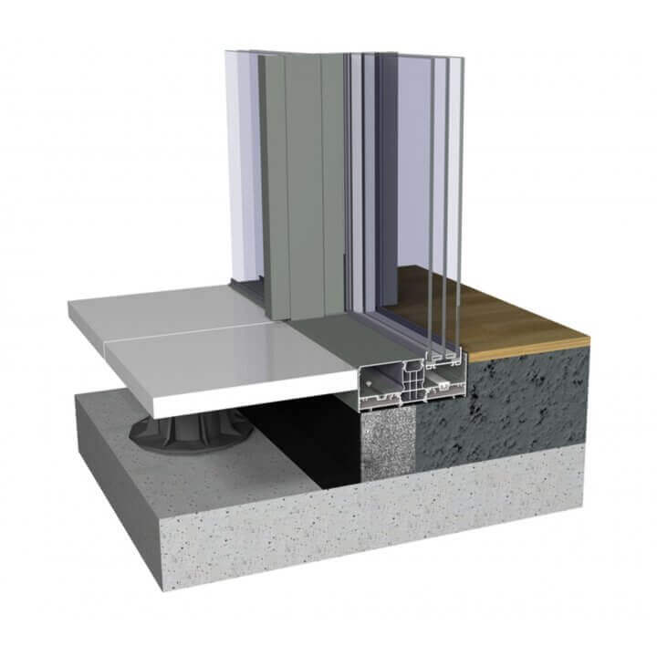 hi-finity_triple glazing_without gutter_3d_outside