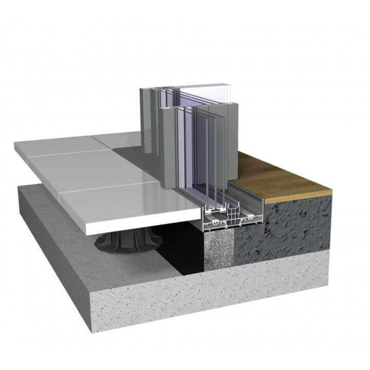 hi-finity_triple glazing_without gutter_corner solution_3d_outside