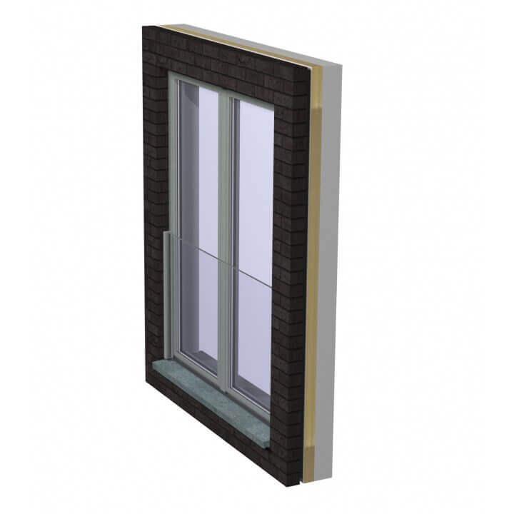 rb glass_balcony door + glass balustrade_outside